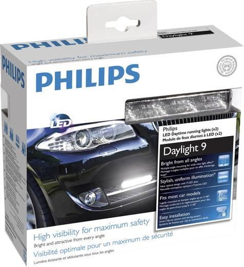 Philips 39170145 Daylight9 Tagfahrlicht LED (B x H x T) 125 x 23 x 31 mm