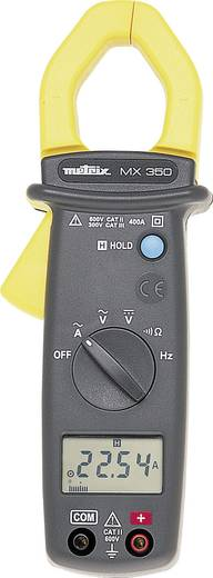 Stromzange, Hand-Multimeter Metrix MX0350 Kalibriert nach: Werksstandard (ohne Zertifikat) CAT III 300 V