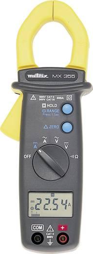 Metrix MX0355 Stromzange, Hand-Multimeter Kalibriert nach: Werksstandard (ohne Zertifikat) CAT III 300 V