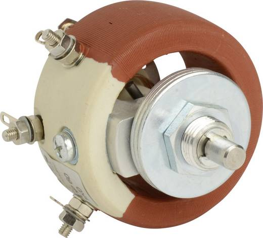 Draht-Potentiometer Mono 60 W 250 Ω Widap DP60 250R J 1 St.