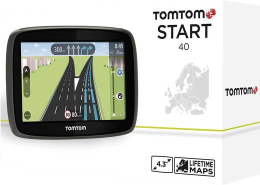 tomtom start 40ce navi 11 cm 4 3 zoll zentraleuropa kaufen. Black Bedroom Furniture Sets. Home Design Ideas
