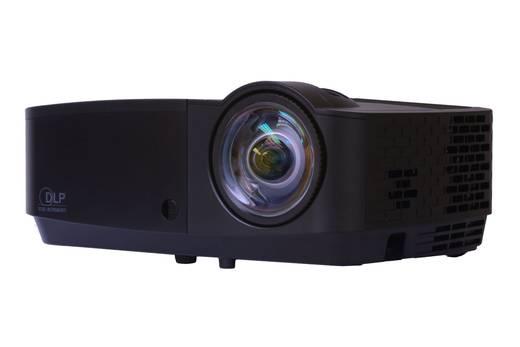 DLP Beamer InFocus IN126STa Helligkeit: 3300 lm 1280 x 800 WXGA 15000 : 1 Schwarz