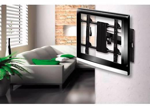 "TV-Wandhalterung 58,4 cm (23"") - 127,0 cm (50"") Neigbar+Schwenkbar, Rotierbar Hama FULLMOTION"