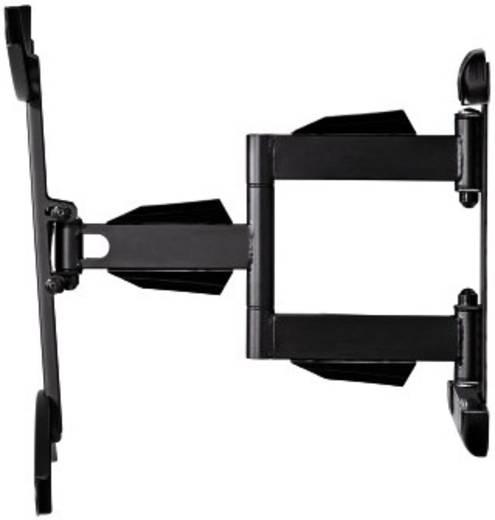 "TV-Wandhalterung 94,0 cm (37"") - 190,5 cm (75"") Neigbar+Schwenkbar, Rotierbar Hama FULLMOTION"