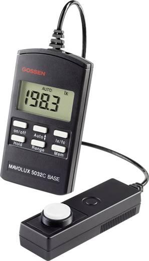 Gossen F502B Luxmeter 0.1 - 199000 lx Kalibriert nach Werksstandard (ohne Zertifikat)