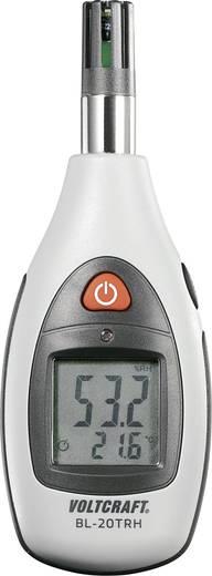 VOLTCRAFT BL-20 TRH Luftfeuchtemessgerät (Hygrometer) 0 % rF 100 % rF Kalibriert nach: ISO
