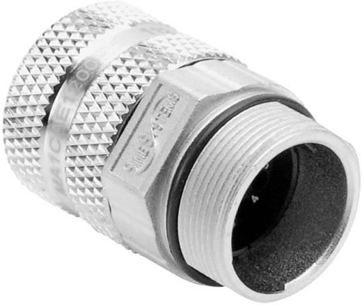Rundstecker Kupplung, gerade Serie (Rundsteckverbinder): MotionGrade™ Gesamtpolzahl: 12 MA1CAE1200 Amphenol 1 St.