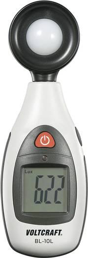 VOLTCRAFT® BL-10 L Lux-Meter, Beleuchtungsmessgerät, Helligkeitsmesser 0 - 40000 lx Kalibriert nach ISO