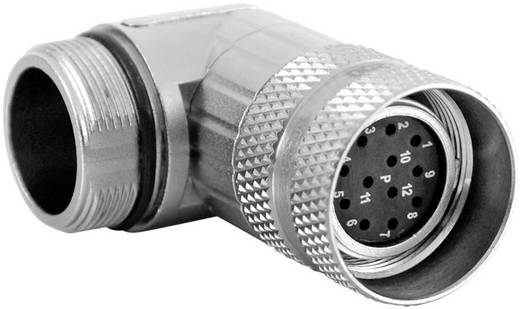 Kabeldose abgewinkelt M23A Pole: 17 10 A MA1EAP1700 Amphenol 1 St.