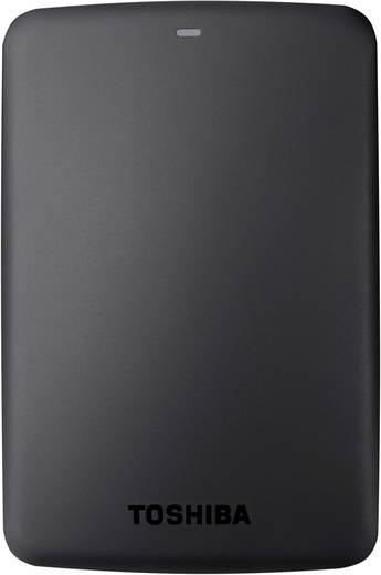 Toshiba Canvio Basics Externe Festplatte 6.35 cm (2.5 Zoll) 500 GB Matt Schwarz USB 3.0