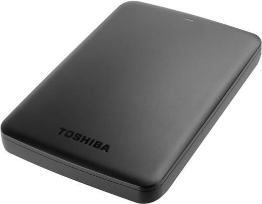 Toshiba Canvio Basics Externe Festplatte 6.35 cm (2.5 Zoll) 1 TB Matt Schwarz USB 3.0