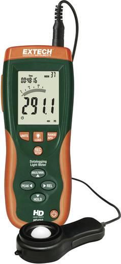 Extech HD450 Luxmeter, Beleuchtungsmessgerät, Helligkeitsmesser 400 - 400 000 lx