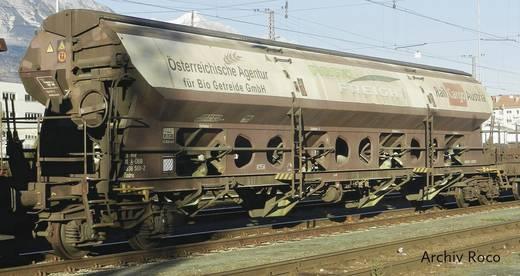 Roco 67301 4-achsiger Schwenkdachwagen der ÖBB