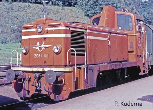 Roco 72900 Diesellokomotive Rh 2067 der ÖBB