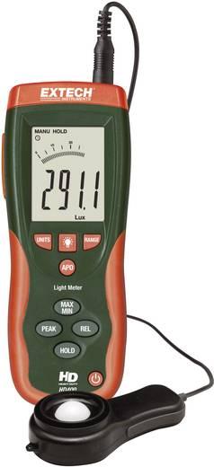 Extech HD400 Luxmeter, Beleuchtungsmessgerät, Helligkeitsmesser 400 à 400 000 lx