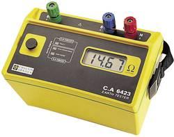 Testeur de terre CA 6423 Etalonnage ISO Chauvin Arnoux CA6423 P01127013
