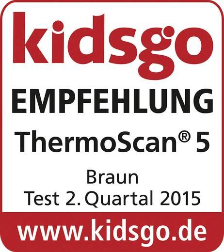 Infrarot Fieberthermometer Braun ThermoScan 5