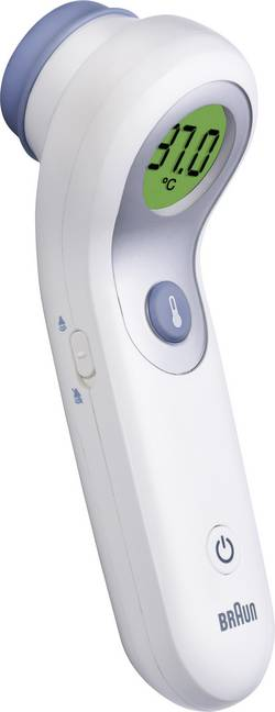 Thermomètre médical infrarouge Braun NTF3000 - front