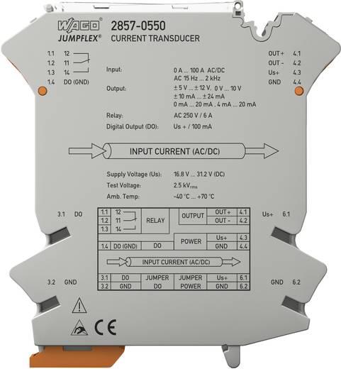 Strommessumformer JUMPFLEX® WAGO 2857-550 1 St.
