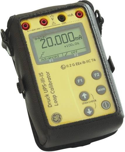 GE Sensing UPS-III-IS Kalibrator Strom 4x Mignon-Batterie AA (enthalten) Kalibriert nach Werksstandard (mit Zertifikat)