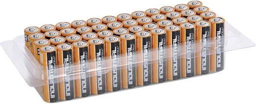 Mignon (AA)-Batterie Alkali-Mangan Duracell Industrial LR06 Box 1.5 V 48 St.