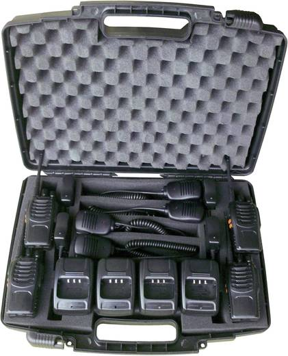 Albrecht Tectalk Worker 29834 PMR-Handfunkgerät 4er Set