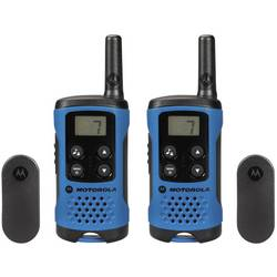 PMR rádiostanice Motorola T41 188035, 2 ks