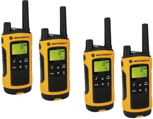 PMR-Handfunkgerät Motorola TLKR T80 EXTREME 4er Set