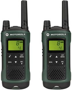 PMR radiostanice Motorola TLKR T81 HUNTER sada 2 ks