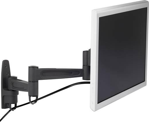 """TV-Wandhalterung 33,0 cm (13"""") - 68,6 cm (27"""") Neigbar+Schwenkbar, Rotierbar SpeaKa Professional 1232719"""