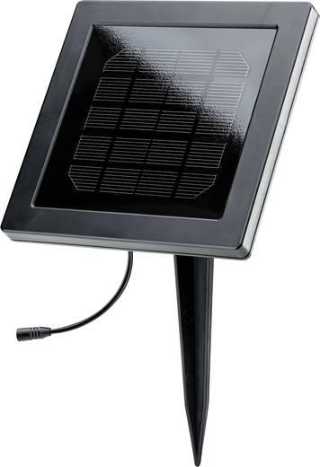 Solar-Einbauleuchte 5er Set 1 W Warm-Weiß Paulmann 93767 Edelstahl