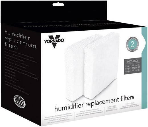 Luftbefeuchter Filterpatrone 65 m² Weiß Vornado Wick