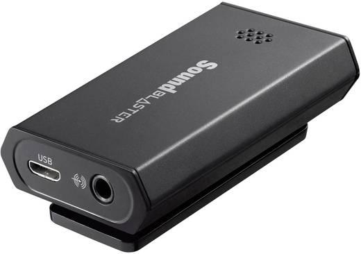 Kopfhörerverstärker Sound Blaster E1 Schwarz
