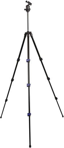 Dreibeinstativ Hähnel Fototechnik 9994180 1/4 Zoll Arbeitshöhe=25 - 153 cm Schwarz
