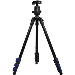 Trojnohý stativ Hähnel Fototechnik Triad 40 Lite, 1/4palcové, min./max.výška 25 - 153 cm, černá