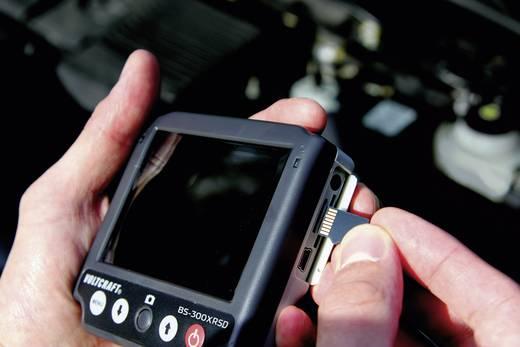 VOLTCRAFT BS-300XRSD Endoskop Sonden-Ø: 8 mm Sonden-Länge: 183 cm Wechselbare Kamerasonde, Abnehmbarer Monitor, WiFi, TV