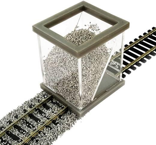 H0 Schotterverteiler Proses PBS-H0-01 Zweileiter-Gleis