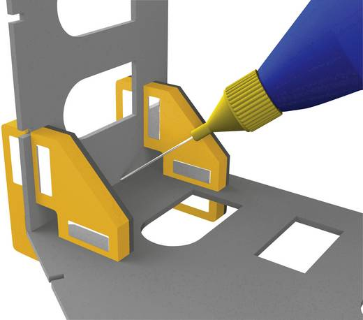 Snap&Glue Rechtwinkel Proses PPR-SS-02