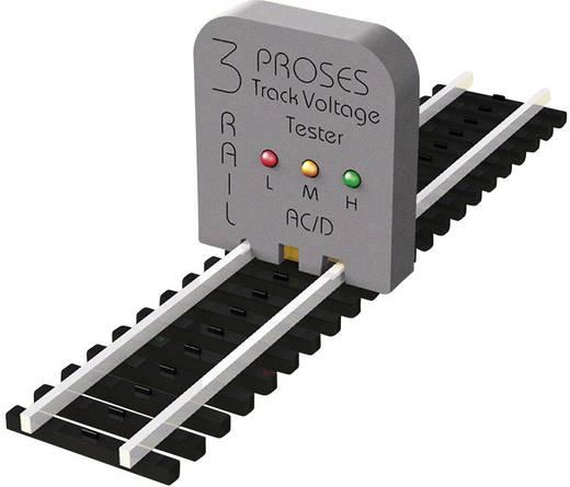 H0 Spannungsprüfer Proses PVT-002 Dreileiter-Gleis