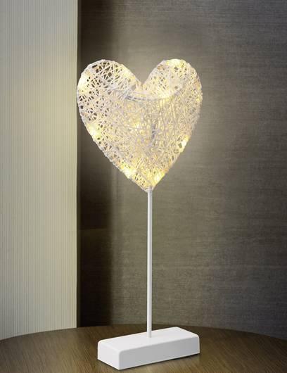 Polarlite 1233510 1233510 Dekoleuchte Herz