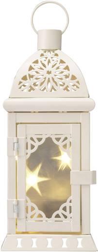 Polarlite 1233511 LED-Laterne Laternen Warm-Weiß LED Weiß