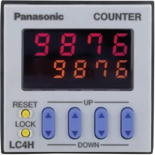 Panasonic Digitaler Vorwahlzähler LC4HR4240ACJ Relaisausgang 11pol. Sockel