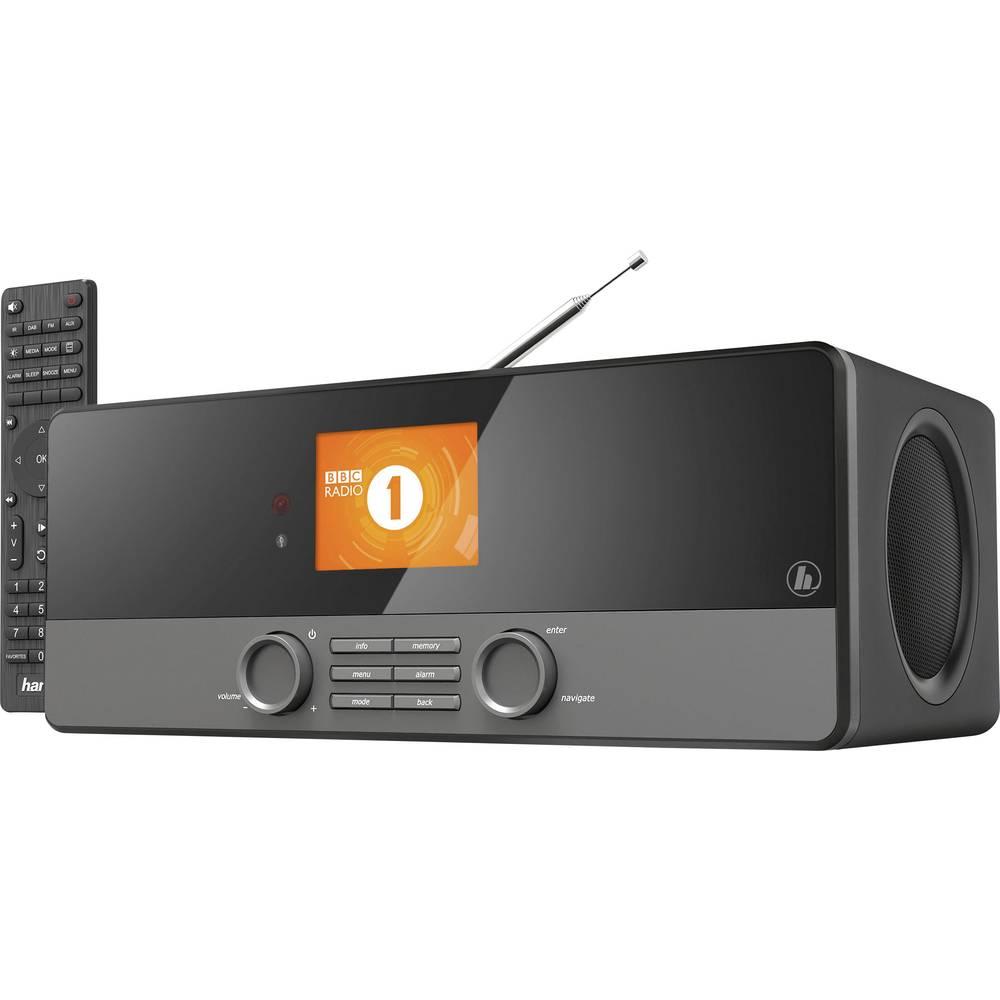 Hama DIR3100 Tafelradio met internetradio DAB+, FM AUX, Internetradio, USB Spoti