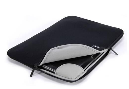 """Tucano Notebook Hülle Second Skin Colore Passend für maximal: 26,7 cm (10,5"""") Schwarz"""