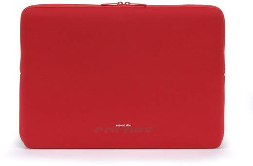 "Tucano Notebook Hülle Second Skin Colore Passend für maximal: 33,0 cm (13"") Rot"