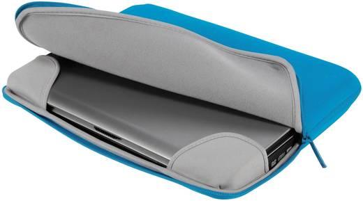"Tucano Notebook Hülle Second Skin Colore Passend für maximal: 39,6 cm (15,6"") Blau"