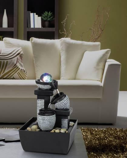 Renkforce 1233679 Zimmerbrunnen mit LED-Beleuchtung