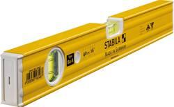 Niveau à bulle en alliage léger Stabila 16048 40 cm 0.5 mm/m Etalonné selon: d'usine (sans certificat) 1 pc(s)