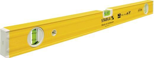 Leichtmetall-Wasserwaage 200 cm Stabila 80 A-2 16062 0.5 mm/m Kalibriert nach: Werksstandard (ohne Zertifikat)
