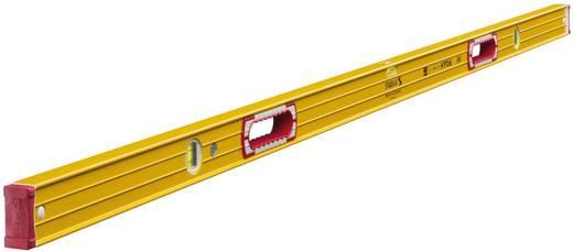 Stabila 196-2 15237 Leichtmetall-Wasserwaage 183 cm 0.5 mm/m Kalibriert nach: Werksstandard (ohne Zertifikat)
